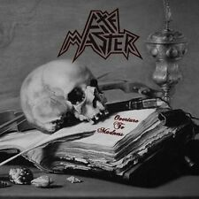 AXEMASTER - Overture To Madness (US METAL COMEBACK*METAL CHURCH*JUDAS PRIEST)