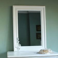 Rechteckige klassische Deko-Spiegel aus Holz