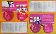 CD Compilation Pure...Electronic 80s BECK RUN DMC HANCOCK HERBIE no mc dvd (C6)