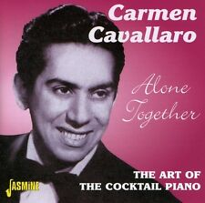 Carmen Cavallaro - Alone Together: The Art of the Cocktail Piano [New CD]