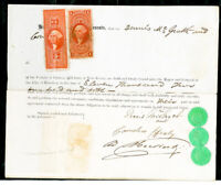 US Bond from County of Hoboken New Jersey