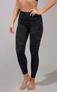 90 Degree By Reflex Yogalicious Lux Camo High Waisted Side Pocket Legging