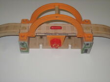 Thomas & Friends.Wooden Railway,Rumblin Bridge, Learning Curve, Euc