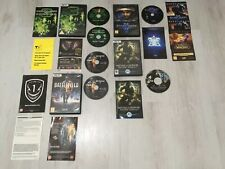 Starcraft PC CD ROM Command & Conquer 3 Medalla de Honor Battlefield Bundle X4