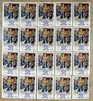 Magic Johnson 1990 Fleer #93 Los Angeles Lakers 20ct Card Lot