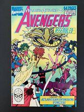 AVENGERS ANNUAL #18 MARVEL COMICS 1989 NM