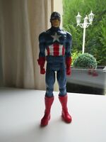 🎀 Figurine Marvel Hasbro Captain America 30 Cm