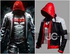 Red Hood Jason Todd Batman Arkham Knight Complete Costume Jacket Vest