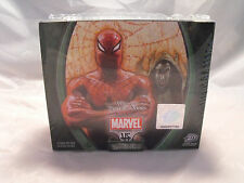 VS SYSTEM WEB OF SPIDER-MAN COMPLETE SEALED BOX