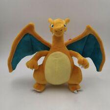 "Pokemon Charizard Plush Soft Toy Doll Teddy Stuffed Animal 8.5"""