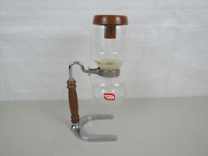 Vintage Hario 50A-3 Coffee Siphon-Not Complete-Made In Japan