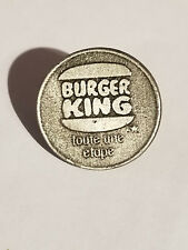 BURGER KING PIN.