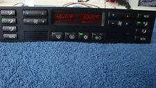 BMW  DIGITAL AIR CONDITIONING CLIMATE CONTROL UNIT OBD2 64118372043 M3 328
