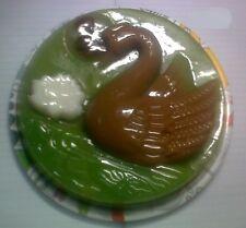 Jello Mold Swan  # 20, Khuon rau cau, Dong Suong