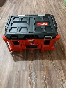 Milwaukee Packout Large Toolbox - 22.1in.L x 11.3in.W x 16.1in.H 48-22-8425