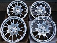 """Llantas de Aleación X 4 18"""" S Ch Mesh Ciervo para 5x112 Audi A4 A6 A8 Tt"""