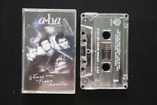 A-HA - STAY ON THESE ROADS - CASSETTE TAPE