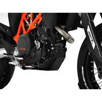 KTM 690 Enduro SMC / R ab BJ 2019 Motorschutz Unterfahrschutz Bugspoiler schwarz