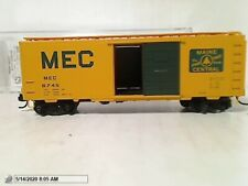 "MICROTRAINS 02000117 ""MAINE CENTRAL"" 40' SINGLE DOOR BOXCAR MIB N SCALE"