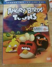 Angry Birds Toons: Season 2, Vol. 1 (DVD, 2015)