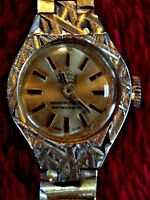 Beautiful PRESTIGE Vintage Ladies Wrist Watch SWISS MADE