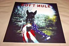 Gov't Mule Sealed 2 LP 2016 Let Them Eat Vinyl UK Press w/ Warren Haynes