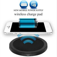 Genuine Universal Qi Wireless Power Charging Charger Pad For Smart Phone Samsung
