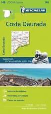 Costa Daurada (Mapas Zoom Michelin) por Michelin   Mapa Libro   9782067218222   Nuevo