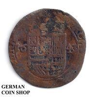 Español Países Bajos (Brabant) - 1 Oord 1643 Felipe Iv. Española