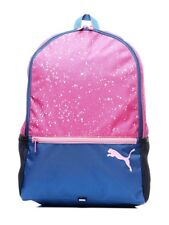 Puma Alpha Backpack Rucksack Rose Violet-Speckle Sport School Bag 07443302