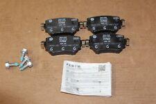 Rear Brake Pads 272 / 300mm Golf Mk7 Sharan Passat Q3 7N0698451A New Genuine VW