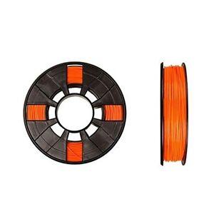 True Colour Small True Orange PLA/ Filament MakerBot Replicator Mini/ Z18 3D