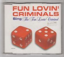 (HB35) Fun Lovin' Criminals, The Fun Lovin' Criminal - 1996 CD
