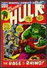 Incredible Hulk #157 - Rhino & Leader App - Marvel Comics (1972) VF/NM