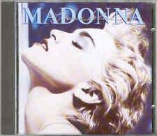 "MADONNA ""True blue"" CD inkl. Open your heart, La isla bonita, Papa don't preach"