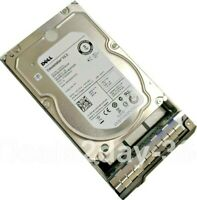 "Dell  55H49 055H49 3TB 7.2K RPM 6Gb/s 3.5"" SAS Hard Drive W/ Caddy Tray"