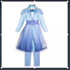 Disney Store Frozen 2 Elsa Costume Dress - 5/6 - New With Tag