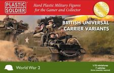Plastic Soldier 1/72 British Universal Carrier Variants # WW2V20033