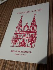 Chernobyls Cloud Brian Blackwell Poetry Book fighting cock press