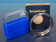 Voigtländer ø54mm claraboyas-filtro Filtro filtre ar SF - (93000)