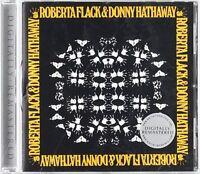 Roberta Flack and Donny Hathaway - Roberta Flack and Donny Hathaway [CD]