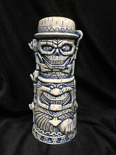 TRADER SAM'S GROG GROTTO HITCHHIKING GHOST MUG BLUE RARE