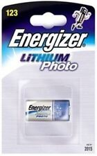 Energizer Photo CR123A x1 Battery