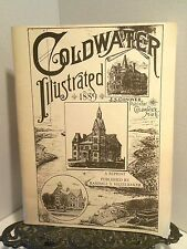 Coldwater Michigan Illustrated J S Conover Hazelbaker Engravings Local Business