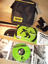 GREEN DAY - WARNING CD -  SPECIAL EDITION PACK & BAG - JAPANESE IMPORT - RARE