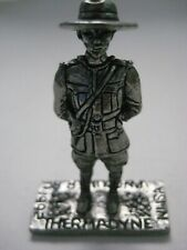 Scruby Historical miniatures The Canadian Mountie figure 1992 Vancouver Bc Nwsa