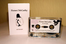 Fixmer / McCarthy ‎- Into The Night (2008) RARE cassette RARE! As New!