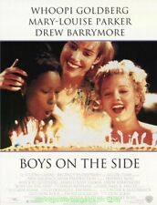 BOYS ON THE SIDE MOVIE POSTER DS 27x40 DREW BARRYMORE WHOOPI GOLDBERG