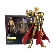 """Fate/stay Night figma 300# Fate Gilgamesh PVC Action Figure Toy 5.5"""""""