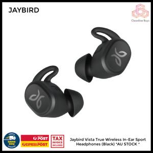 Jaybird Vista True Wireless In-Ear Sport Headphones (Black) *AU STOCK *